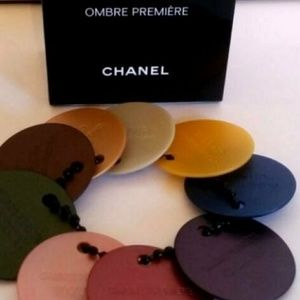 CHANEL Ombre Premiere Bag Charm/Keychain